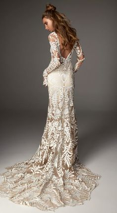 Featured Dress: Rue de Seine; Wedding dress idea.