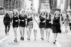 Chicago Bachelorette Photo Session - by Christopher|F Photography - www.ChristopherFPhotography.com