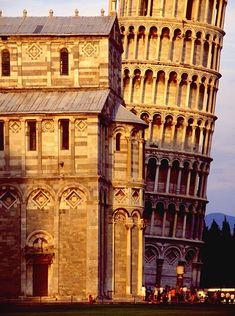Pisa and Campo dei Miracoli   Italy