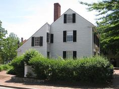 jefferson cutter arlington saltbox house side