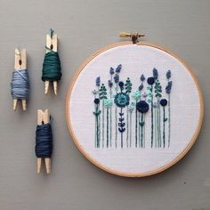 cute way to store thread