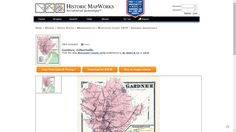 Genea-Musings: Finding the Simon Gates 1803 Home Farm Using Historic Map Works Overlays