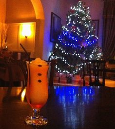 Our Christmas - or is it from Donegal, Hurricane Glass, Olaf, Frozen, Cocktails, Tableware, Christmas, Craft Cocktails, Xmas