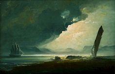 Peder Balke, 1804 - 1887 Biography and Artworks | Trivium Art History
