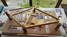 Build Your Own Bike Kit Bike Assembly Steps: Part One
