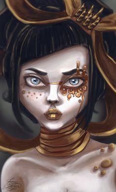 Copper by MissJamieBrown.deviantart.com