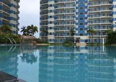 Mactan Island Luxury Studio1 Vacation Apartment  #VacationRental #Apartments #Mactan #MactnaIsland #LapuLapuCity #Cebu #Philippines #032 #CebuPH #CebuKeepsMeGoing #HotelAlternative #travel #island #accommodation #vacation #rental #interiordesign #interior #design #destination #BeachHouse