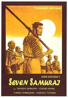 7 samourais