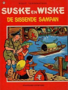 Suske en Wiske #94  De sissende sampan