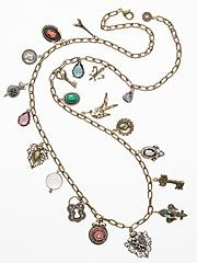 Vintage Curiosity Necklace