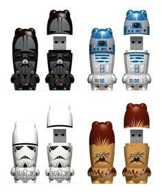 Mimobot Star Wars USB Keys