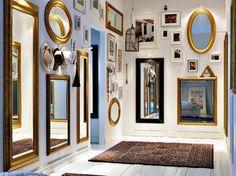 Decor Trend: Eclectic Walls (blog post)