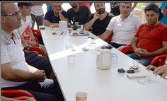 CHP Mersin Milletvekili Aytuğ Atıcı, gericilerin elindeki kamplardan biri olan Fatih Sultan Mehmet Gençlik Kampı'na girerek incelemelerde bulundu.