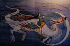 © Jackie Morris ~Star Dragon~ Tell Me A Dragon written and illustrated by Jackie Morris ~ 2009 ~ via Jackie Morris