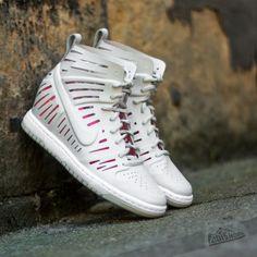 new style ff6bb 28a12 W Nike Dunk Sky HI 2.0 Joli QS Light Bone - Footshop