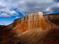 Rambla de Barrachina (los paisajes del Oeste en Teruel)