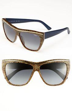 0c2d1f4eb72 Fendi 52mm Retro Sunglasses available at  Nordstrom Retro Sunglasses