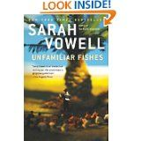 Any of Sarah Vowell's books, either paperback or for Nook