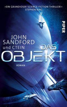 """Otto W #FridayReads """"ich lese """"das Objekt"""" von John Sandford"""""""