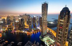 Дубай с высоты - Путешествуем вместе