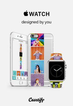 Casetifyで作るApple Watch用カスタム時計バンド。このコードを使えば¥1,199割引です:BQ55B5