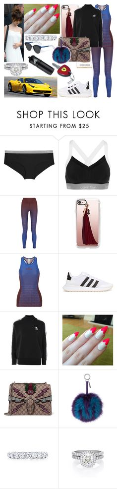 """""""Jeudi 23 Février 2017 Matin (10H-12H)"""" by laurie-2109 ❤ liked on Polyvore featuring Aroma, Calvin Klein Underwear, adidas, Casetify, Ferrari, adidas Originals, Gucci, Fendi, Tiffany & Co. and De Beers"""