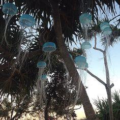My favorite so far #jellyfish #swell2015 #sculpture #art #currumbin #currumbinbeach by jodieoke http://ift.tt/1X9mXhV