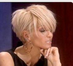 Short hair cuts for females - New Hair Styles ideas Popular Short Hairstyles, Girls Short Haircuts, Bob Hairstyles, Short Choppy Haircuts, Edgy Haircuts, Short Women's Hairstyles, Hairstyle Short Hair, Short Hair Long Bangs, Popular Haircuts For Women