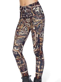 BNWOT Black Milk Blackmilk Clothing X-Ray Tooth Leggings