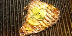 grilled citrus tuna more fish seafood citrus tuna seafood recipes ...