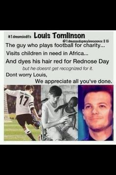 We love Louis <3