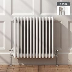 Choose from a huge range of white double flat panel vertical radiators! With so many sizes & styles find the perfect white vertical radiator for you. Tall Radiators, Flat Panel Radiators, Vertical Radiators, Column Radiators, Victorian Radiators, Traditional Radiators, Simple Bathroom Designs, 1930s House, Georgian Homes
