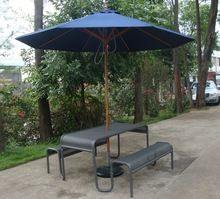 Best OUTDOOR PICNIC TABLE Images On Pinterest Metal Picnic - Metal picnic table with umbrella