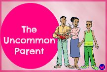 The Uncommon parent means to uncommon parenting. We want to equip you to be uncommon and not follow what others do so you can become the main influence within your child's life.