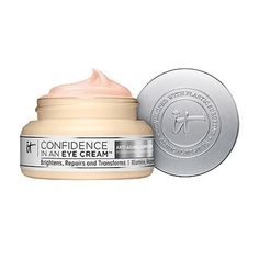 "- ​""I know how important it is to start antiaging early as a preventative measure, but it's difficult for me to stay motivated if I don't see immediate results too. Luckily, this cream brightens and makes me look more awake, while also hydrating and lifting the delicate area around my eyes.""—Stephanie Montes, Beauty Director"