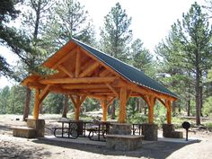 picnic shelter plans | Picnic Shelter Now Open