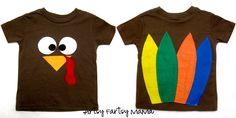 artsy-fartsy mama: Turkey Shirt Tutorial