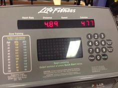 #early morning workout - for my records to see if I can beat Time - 42 min