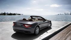 Maserati HD Desktop Wallpapers for Widescreen