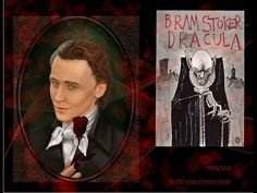 Dracula with Tom Hiddleston (by BBC radio) [Full Audio] (+playlist) ----- one more reason to love him