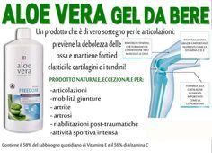 #aloevera #naturale #integratori #artrite