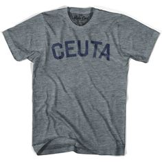 Ceuta City Vintage T-shirt