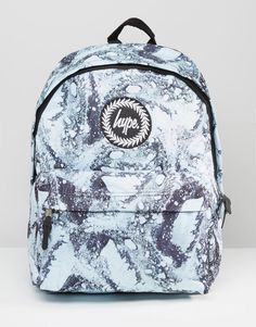 Hype Backpack Mono Sands at asos.com 47d240e84191d