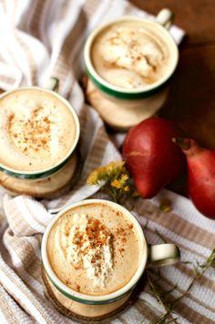 Real Pumpkin Spice Latte Recipe