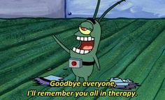"""I got """"Goodbye everyone. I'll remember you all in therapy.""""! What Should Your Yearbook Quote Be?"""