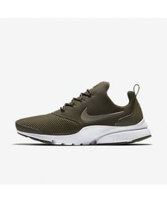 d9de982fd97c30 Nike Presto Fly Medium Olive White Medium Olive 908019-201 Mens Nike Air
