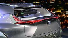 Lexus UX Concept represents a bold crossover future - Autoblog