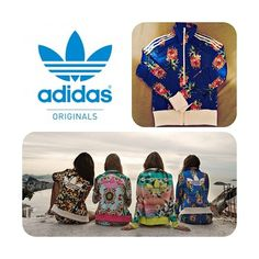 get♡◟̊◞̊ 早く来たい!!! #adidasoriginals #farm #collaboration