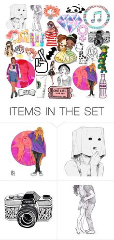 """""""Untitled #265"""" by qwerty-16-polyvore ❤ liked on Polyvore featuring art"""