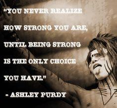 -Ashley Purdy